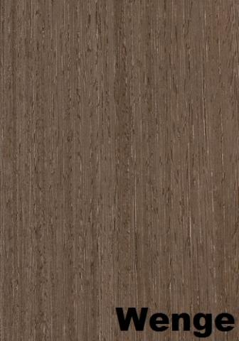 επενδεδυμένη επιφάνεια mdf ξύλο wenge