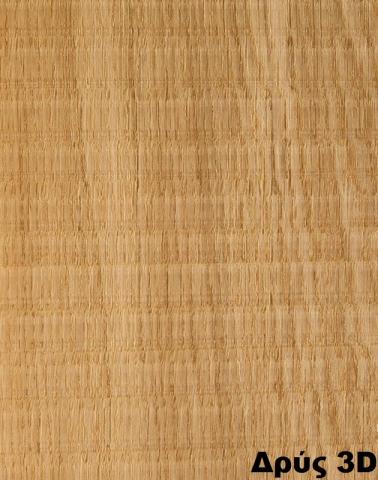 επενδεδυμένη επιφάνεια mdf ξύλο δρυς 3d