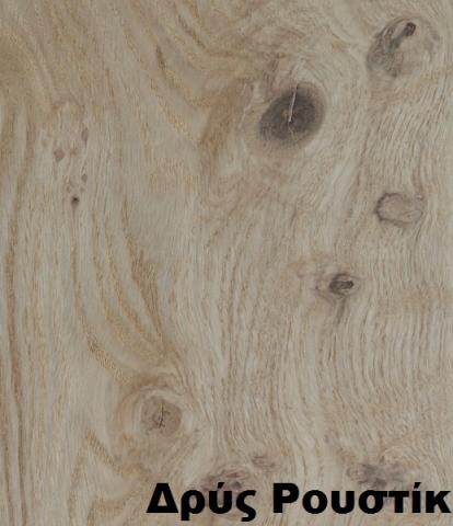 επενδεδυμένη επιφάνεια mdf ξύλο δρυς ρουστίκ