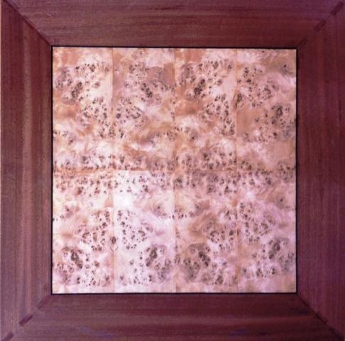 Τετράγωνη Μαρκετερί 1